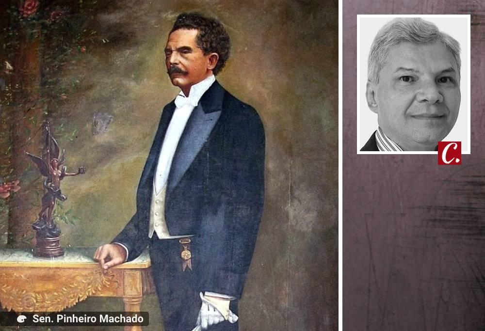 literatura paraibana senador pinheiro machado forca do bem coincidencia retribuicao gratidao