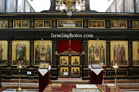 Kerken in Jeruzalem - Alexander Nevsky Kerk (De Oude Stad, De christelijke wijk) Foto's van Jeruzalem