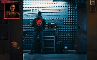 Cyberpunk 2077 Showcases Variants of Weapons
