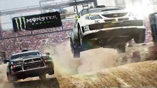 Colin McRae: DiRT 2 Wallpaper