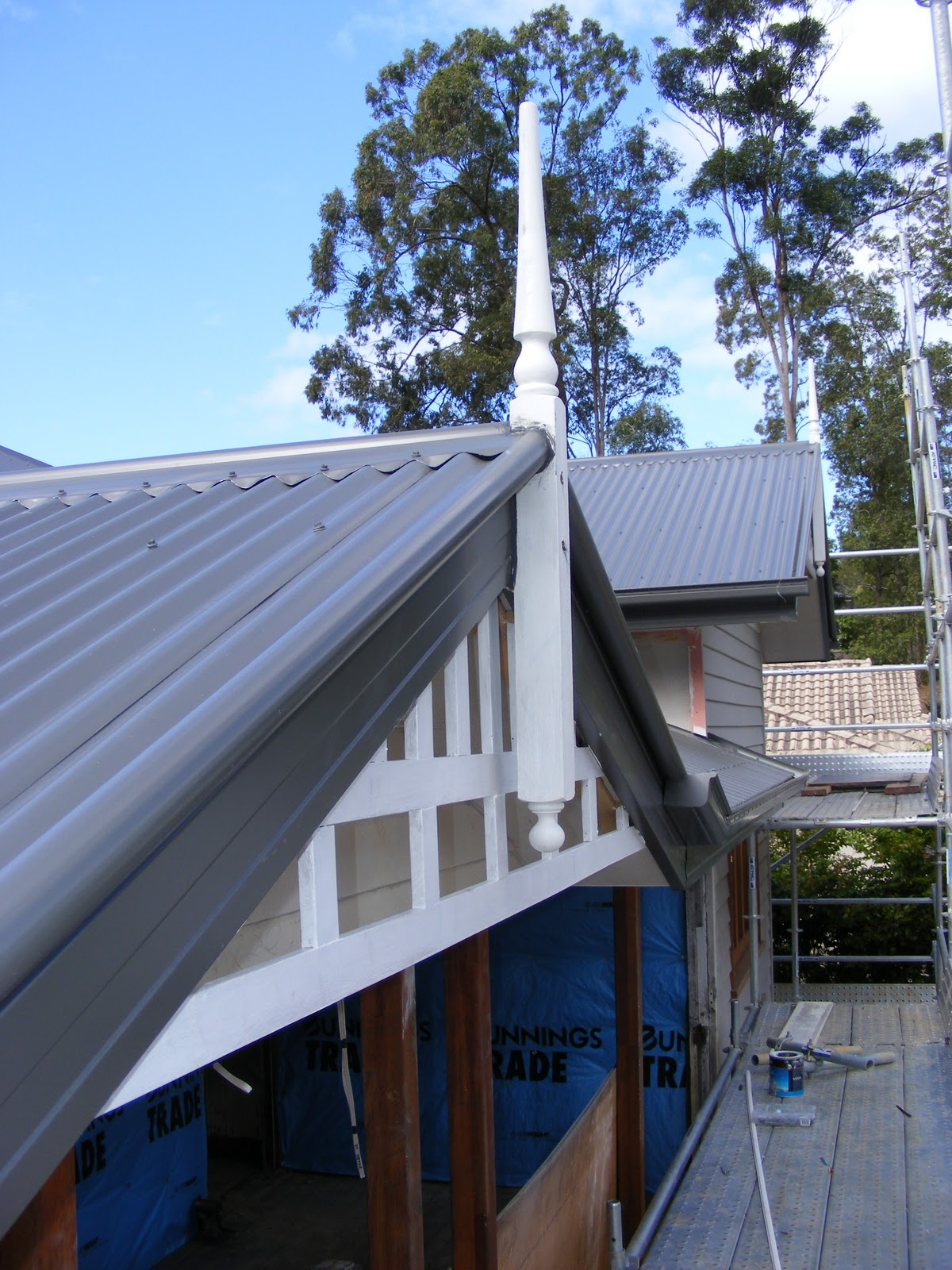 Bunnings Eco Deck It Started With A Doorknocker
