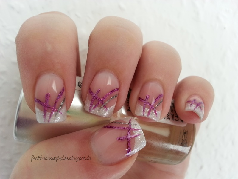 Nageldesign Mit Weiem French