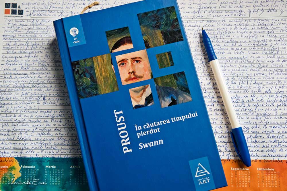Swann Proust notițe