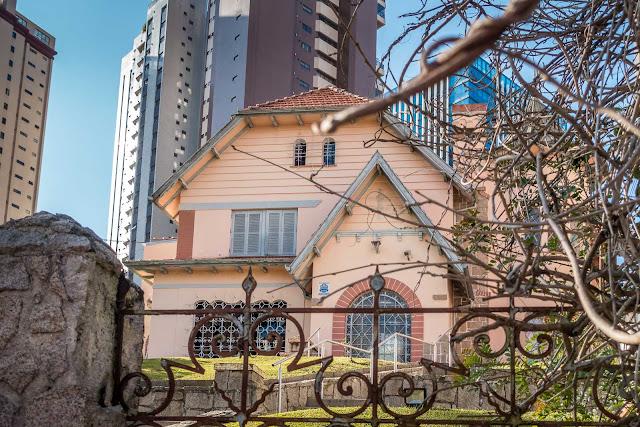 Casa do Sr. Lauro Fabrício de Melo
