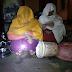 मुरादाबाद-सपा प्रत्याशी के समर्थकों ने ग्रामीणों के घर मे घुसकर की मारपीट और तोड़फोड़,डरी महिलाए कर रहीं गांव छोड़ने की बात