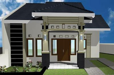 50 Desain Atap Rumah Minimalis Modern Rumahku Unik