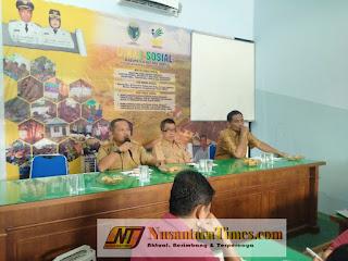 Rapat Koordinasi Dinas Sosial dengan Seluruh Pendamping PKH Kabupaten Batanghari