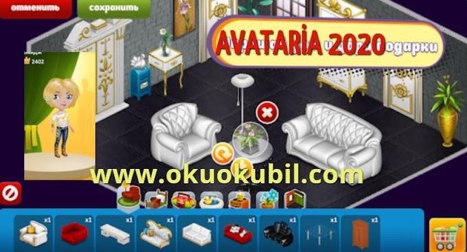 Avataria's social life globally 3.10.1 Avatar Seç Hileli Apk İndir 2020