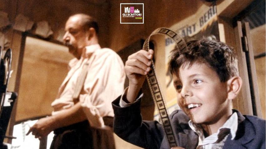 I monologhi di Philippe Noiret e Jacques Perrin da Nuovo cinema Paradiso, di Tornatore