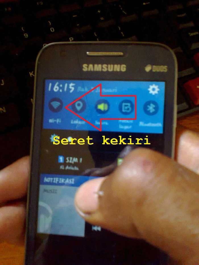 Cara Mengatasi Pulsa Berkurang Otomatis di Android Samsung
