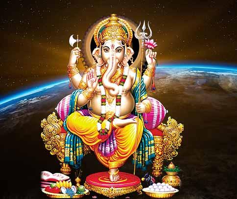 Hd Wallpaper Of Lord Ganesh