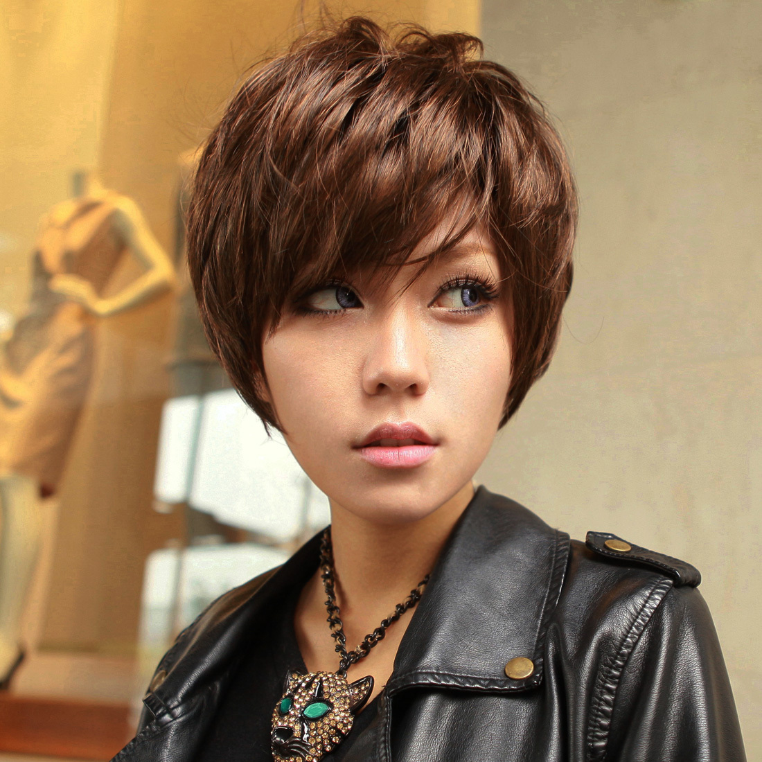 Brilliant The Bloomin39 Couch Real Life Anime Hair Hairstyle Inspiration Daily Dogsangcom