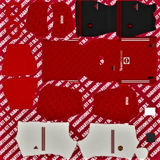 Manchester United DLS Kit 21/22