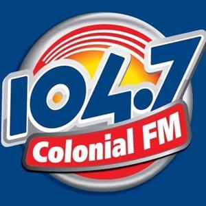 Ouvir agora Rádio Colonial 104.7 FM - Congonhas / MG