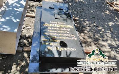 Makam Kristen Batu Granit, Harga Makam Kristen Tulungagung, Jual Makam Granit Kristen
