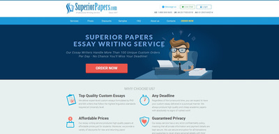 Term paper writing service superiorpapers