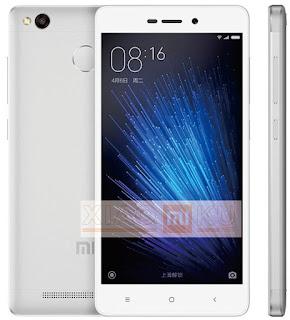 xiaomi redmi 3x dilengkapi fingerprint