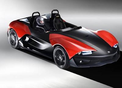 Mobil Balap Zenos