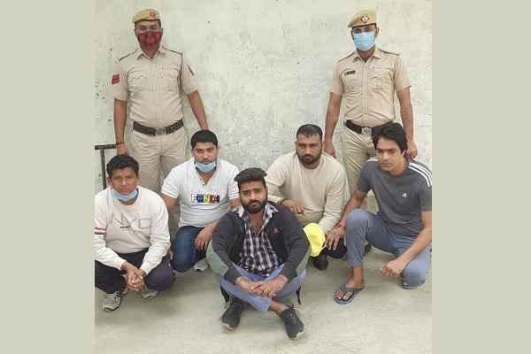 faridabad-cia-sector-85-news-in-hindi-arrested-criminal