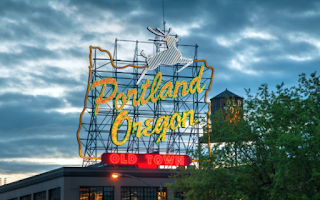 Portland's Disgraceful Anarchy