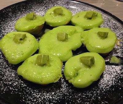 Resep Kue Cubit Green Tea Empuk Enak Tanpa Mixer
