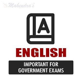 English Last Minute Tips For SBI Clerk 2018