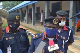 NSCDC Deploys Security Personnel To All Jamb Centers In Ogun