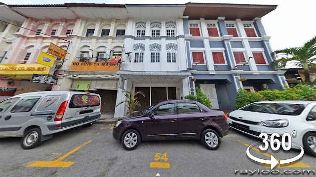 Church Street Lebuh Gereja Heritage Ground Floor Shop Lot By Penang Raymond Loo
