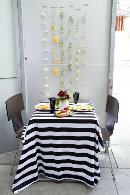 14 Dekorasi Meja Romantis Untuk Dinner, Sambut Valentine Dengan Momen Berkesan (Part 2)