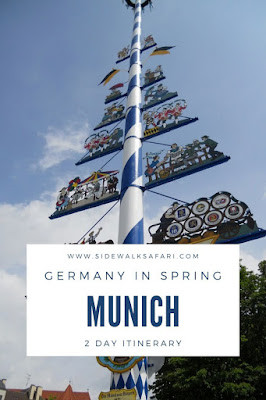 Germany in the Spring: a Munich 2 day itinerary