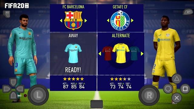 FIFA 16 MOD FIFA 20 MOBILE!