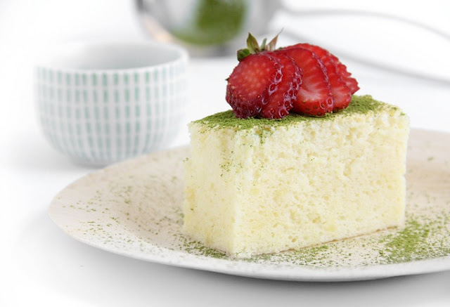 Recipes For Japanese Sponge Cake: In Dreams: Cotton Soft Japanese Cheesecake