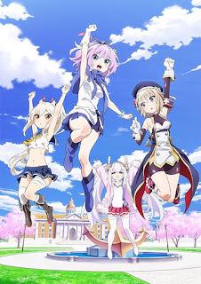 Azur Lane Bisoku Zenshin! Anime Sub Español Descargar Mega