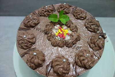 """Tort czekoladowy """"Marczello"""""""