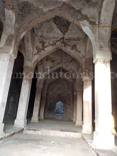 मांडू के हम्माम घर के बारे में जानकारी || Information about Hammam Ghar mandu