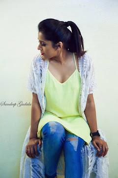 Rashmi Gautam looks stunning in shoot by Sandeep Gudala