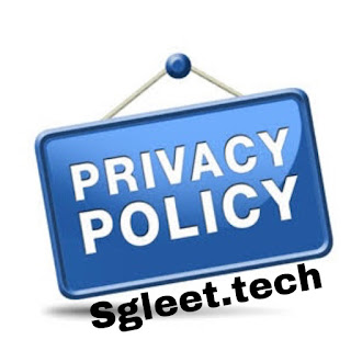 Sg LEET Privacy Policy