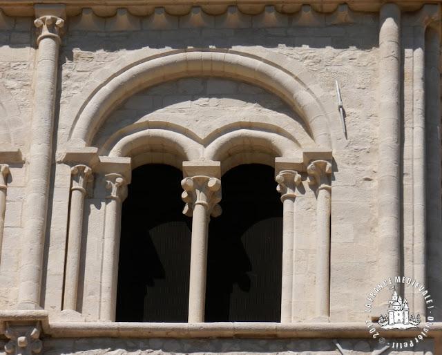 BELLEVILLE (69) - Eglise Notre-Dame (XIIe-XIVe siècles) (Extérieur)