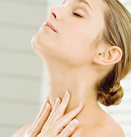 Remove Neck Wrinkles Naturally