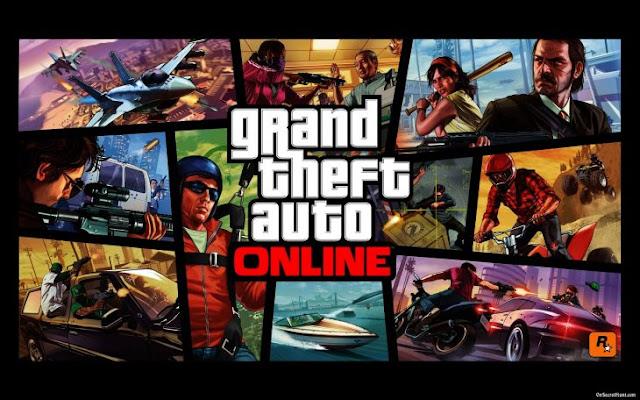 GTA en línea tendrá la mayor expansión para este videojuego