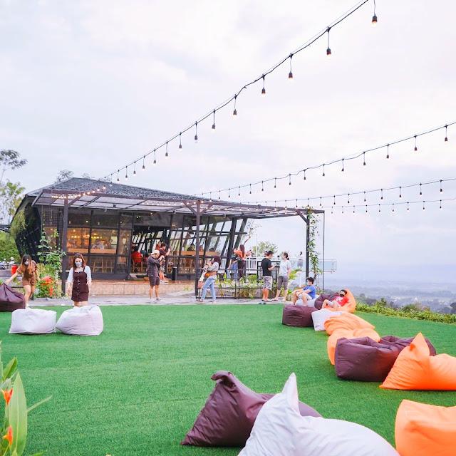 Taman Langit Cafe Baturaden Purwokerto Harga Menu, Fasilitas & Lokasi