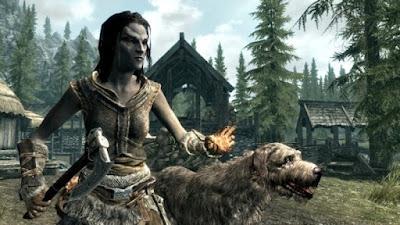 The Elder Scrolls V: Skyrim Mobile APK + OBB Download