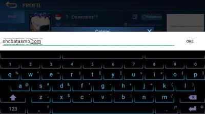 Cara Mengganti Font di Mobile Legend