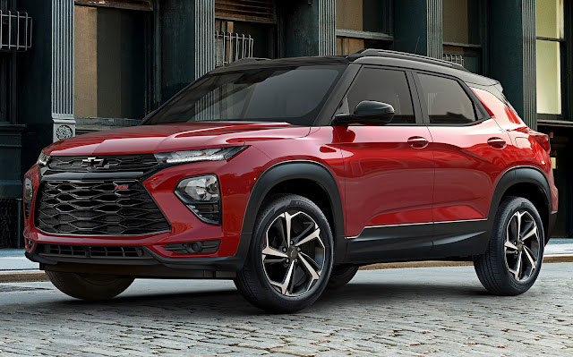 Novo Chevrolet Trailblazer 2021
