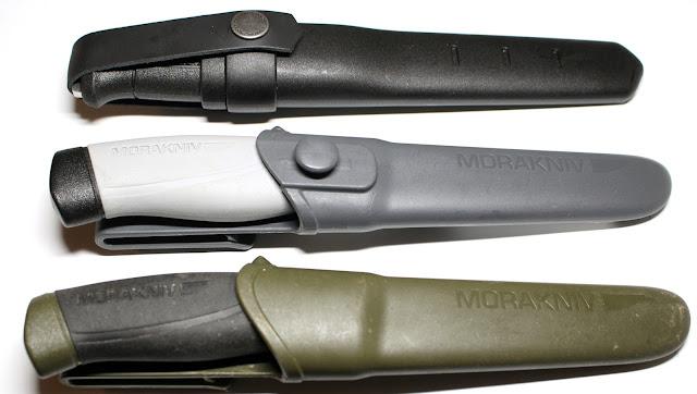 Morakniv Garberg - With Mora Companion and Mora Craftline Robust 1