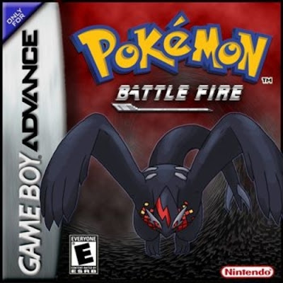 Pokemon Battle Fire GBA ROM Download