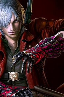 Devil May Cry 4 Mobile Wallpaper