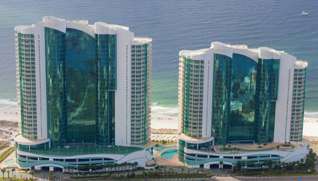 Turquoise Place Resort features Orange Beach, Gulf Shores, Alabama's most luxurious Gulf front condo rentals!