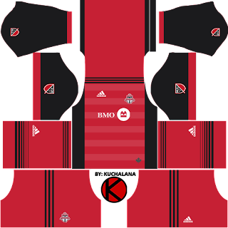 Toronto FC Kits 2017 - Dream League Soccer