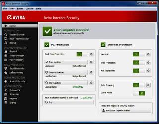 تنزيل, برنامج, أفيرا, سكيورتى, لحماية, الكمبيوتر, من, الفيروسات, ومخاطر, الاتصال, بالانترنت, Avira ,Internet ,Security ,Suite